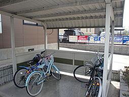 ファミール前田A棟[1階]の外観