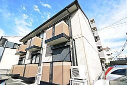 愛知県名古屋市中村区長筬町2丁目の賃貸アパートの外観