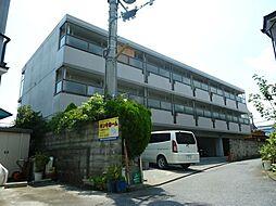 南滋賀ヒューマンハイツ[313号室号室]の外観