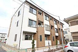 西武新宿線 新狭山駅 徒歩7分の賃貸アパート