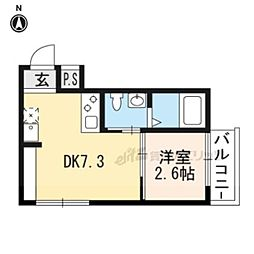 西大路駅 6.3万円