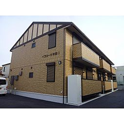 静岡県沼津市神田町の賃貸アパートの外観