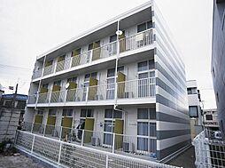 千葉県柏市豊住5丁目の賃貸マンションの外観