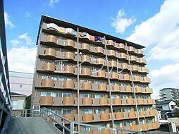 ガーデンハイム西村[3階]の外観