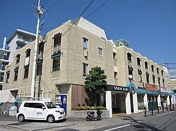 京都府宇治市小倉町老ノ木の賃貸マンションの外観