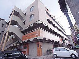 ハイローズマンション1番館[3階]の外観