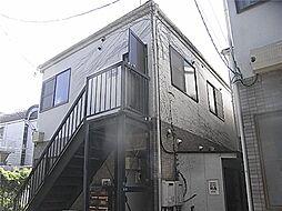 神奈川県鎌倉市小町2丁目の賃貸アパートの外観