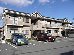 和歌山県和歌山市西小二里3丁目の賃貸アパートの外観