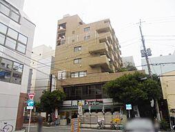 神奈川県藤沢市鵠沼石上1丁目の賃貸マンションの外観