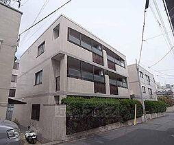 京都府京都市右京区西京極堤町の賃貸マンションの外観