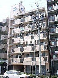 プレスイン豊[3階]の外観