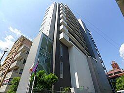 パークフラッツ松戸[12階]の外観