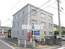 キュービックカーサ岡崎駅[1階]の外観