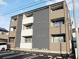 鹿児島県日置市伊集院町徳重2丁目の賃貸アパートの外観