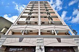Luxe西田辺[3階]の外観