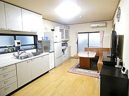 近鉄南大阪線 針中野駅 徒歩7分 4LDKの居間