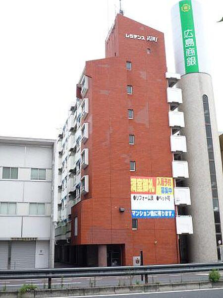 レジデンス霞町 5階の賃貸【広島県 / 福山市】
