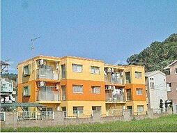 香川県高松市西ハゼ町の賃貸マンションの外観