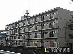 福岡県福岡市早良区原3丁目の賃貸マンションの外観