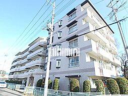 伊勢崎第2コートハウス[5階]の外観
