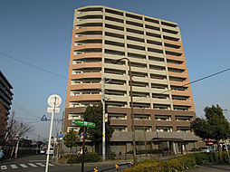 藤和八尾駅前ホームズ[11階]の外観