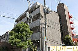 大阪府大阪市平野区平野南3の賃貸マンションの外観