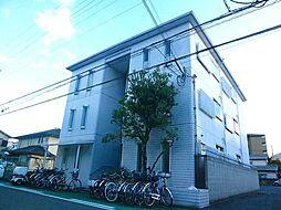 ジュネス八戸ノ里[206号室号室]の外観