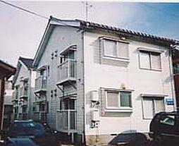 コーポツインハウス・B[202号室]の外観