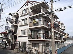 ヴィラ東川口[304号室]の外観