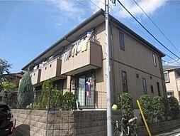 [テラスハウス] 東京都大田区東雪谷5丁目 の賃貸【/】の外観