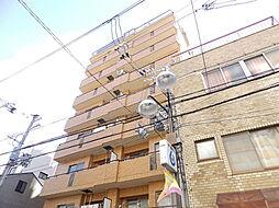 金栄ビル西館[702号室]の外観