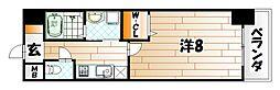 仮)中原東新築マンション[10階]の間取り