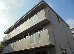 神奈川県横浜市港北区日吉6丁目の賃貸アパートの外観