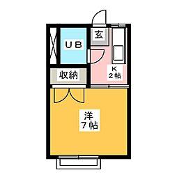 【敷金礼金0円!】レジデンスファンタジア