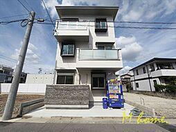 愛知県名古屋市西区花の木1丁目の賃貸アパートの外観