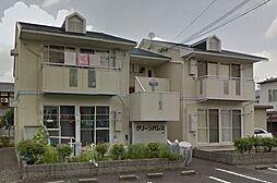 滋賀県栗東市手原5丁目の賃貸アパートの外観