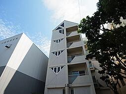 マリンハイム[4階]の外観