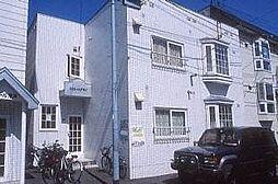 ルミエールアライI[1階]の外観