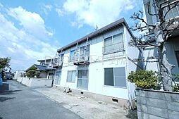岡山県岡山市南区並木町2丁目の賃貸アパートの外観