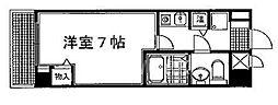 メゾン・ド・楓光2[605号室号室]の間取り
