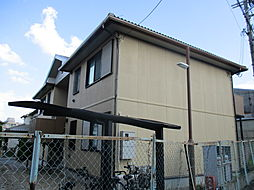大阪府寝屋川市池田中町の賃貸アパートの外観