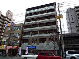 京都府京都市上京区米屋町の賃貸マンションの外観