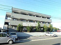 愛知県名古屋市名東区藤森西町の賃貸マンションの外観