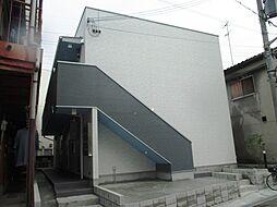 アパッショハート武庫川[1階]の外観