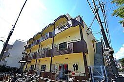 三景マンション[108号室]の外観