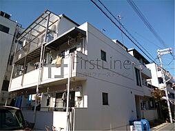 京都府京都市伏見区深草キトロ町の賃貸マンションの外観
