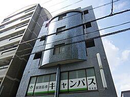 プランドール茨木[3階]の外観