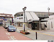 西永福駅(現地まで880m)