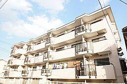 神奈川県川崎市川崎区四谷上町の賃貸マンションの外観