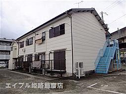ユニハイツ田村II[205号室]の外観